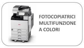 Fotocopiatrici-Noleggio